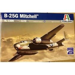 ITALERI_ B-25G Mitchel_ 1/72