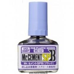 Mr. HOBBY_ Mr. CEMENT. SOLUCION NEGRA 40 ml.