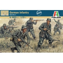 ITALERI_ GERMAN INFANTRY_ 1/72