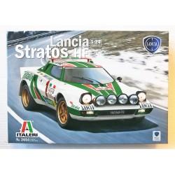 ITALERI_ LANCIA STRATOS HF_ 1/24