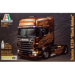 "ITALERI_ scania r730 ""The Griffin""_ 1/24"