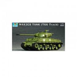 TRUMPETER_ M4A3E8  TANK_ 1/72