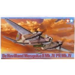 TAMIYA_ DE HAVILLAND MOSQUITO FB Kk.IV/ PR MK.IV_ 1/48