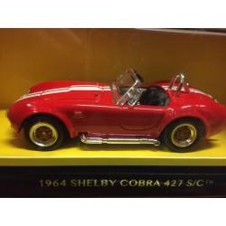 1964 SHELBY COBRA 427 S/C  1/43