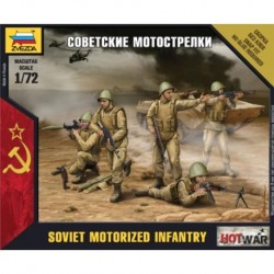 ZVEZDA_ US MECHANIZED INFANTRY_ 1/72