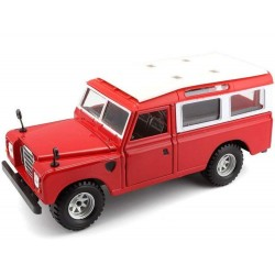 Burago_ Land Rover Series II_ 1/24