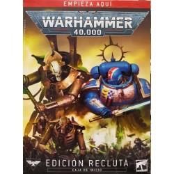 GW_ WARHAMMER 40.000 EDICION RECLUTA