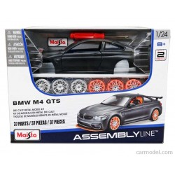 MAISTO_ BMW M4 GTS. DIE CAST ASSEMBLY LINE_ 1/24