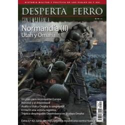 DESPERTA FERRO CONTEMPORANEA Nº41_ NORMANDIA (II) UTAH Y OMAHA