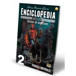 ENCICLOPEDIA DE FIGURAS 02. TECNICAS Y MATERIALES