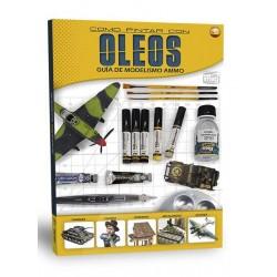 Cómo Pintar con Oleos. Guía De Modelismo Ammo