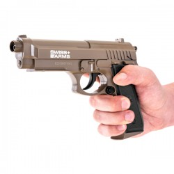SWISS ARMS_ PT92 GAS Co2 4,5mm