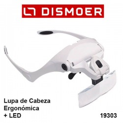 DISMOER_  LUPA DE CABEZA...