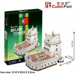 CUBIC FUN_ TORRE DE BELEM,...