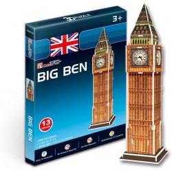 CUBIC FUN_ BIG BEN, 3D PUZZLE