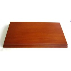PEANA RECTANGULAR AVELLANA 30 x 16 x 2.2cm