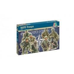 ITALERI_ NATO TROOPS 1/72