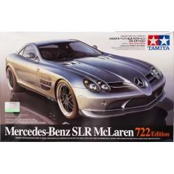 Tamiya_ Mercedes-Benz SLR McLaren 722 Edition_ 1/24