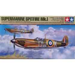 Tamiya_ Supermarine Spitfire Mk.I_ 1/48
