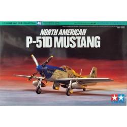 Tamiya_ North American P-51D Mustang_ 1/72