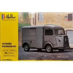 Heller_ Citroën Fourgon HY_ 1/24