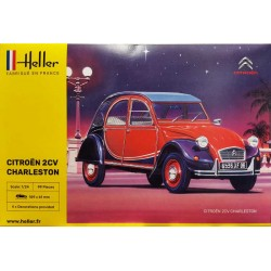 HELLER_ CITROEN 2CV...