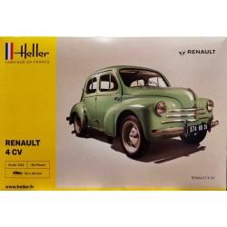 Heller_ Renault 4 CV_ 1/24