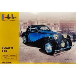 HELLER_BUGATTI T.50_1/24
