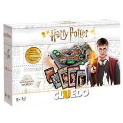 Cluedo edicion Harry Potter - caja