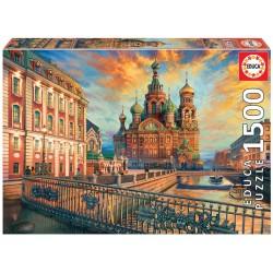Educa_ San Petersburgo_ Puzzle 1500pcs.