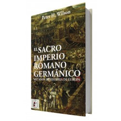 Desperta Ferro_ El Sacro Imperio Romano Germánico. Portada