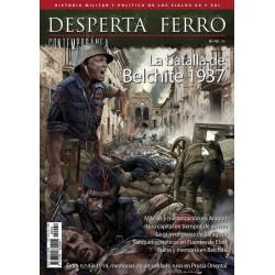 Desperta Ferro Contemporanea Nº42_ La Batalla de Belchite 1937