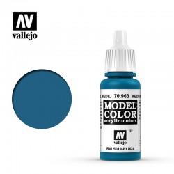 Vallejo Model Color_ Azul Medio (057)