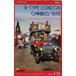 MiniArt_ B-Type London Omnibus 1919_ 1/35 - caja