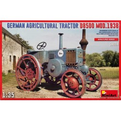 MiniArt_ German Agricultural Tractor D8500 Mod.1938_ 1/35