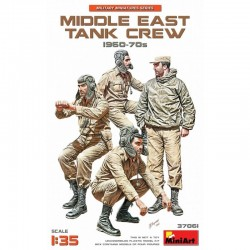 MiniArt_ Middle East Tank Crew 1960-70s_ 1/35
