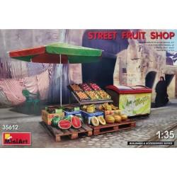 MiniArt_ Street Fruit Shop_ 1/35