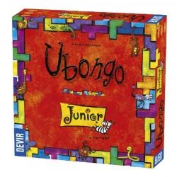 Ubongo Junior caja
