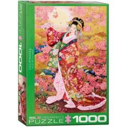 Eurographics_ Syungetsu by Haruyo Morita. Puzzle 1000 piezas