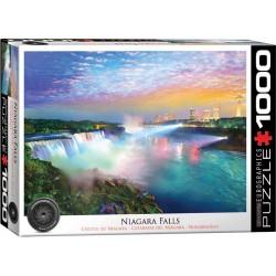 Eurographics_ Cataratas del Niágara. Puzzle 1000 piezas