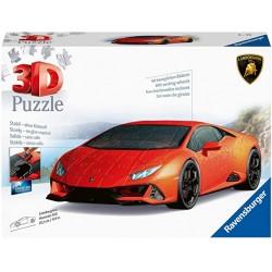 Ravensburger  puzzle 3D_ Lamborghini Huracán EVO