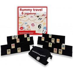 Rummy Travel 6 Jugadores