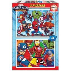 Educa_ Super Heroes...