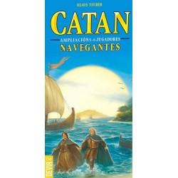 Catan. Expansion Navegantes...