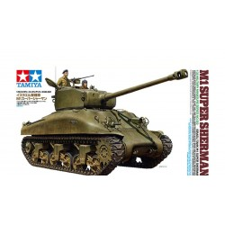 Tamiya_ M1 Super Sherman 1/35