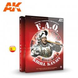 AK_ FAQ Técnicas de Pintura en Figuras portada