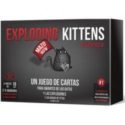 Exploding Kittens edición NSFW