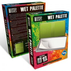 Paleta Húmeda caja