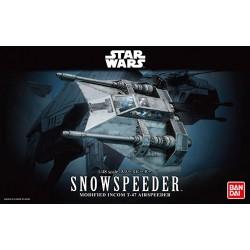 Bandai_ Snowspeeder_ 1/48