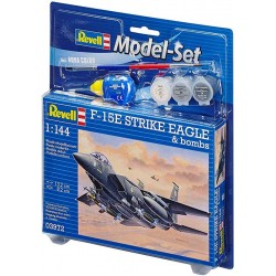 Revell_ F-15E Strike Eagle. Model Set_ 1/144